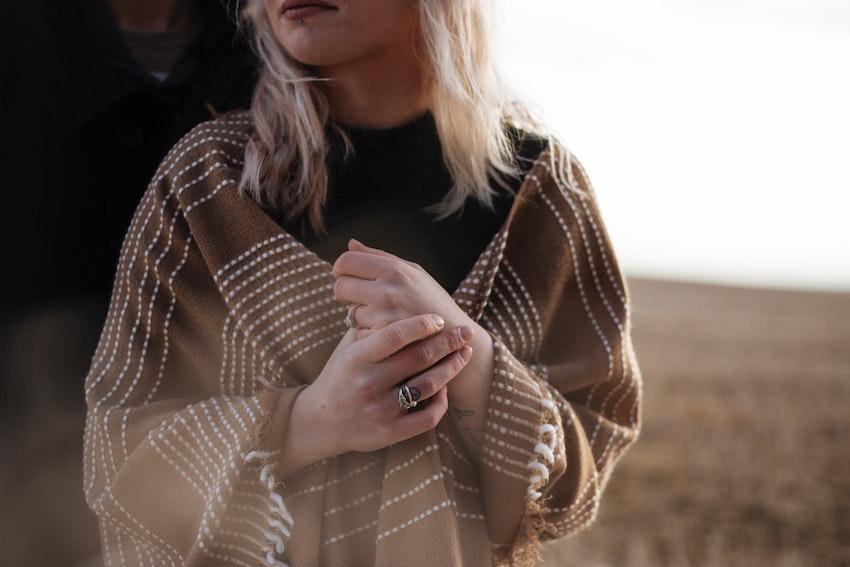 sun shawl