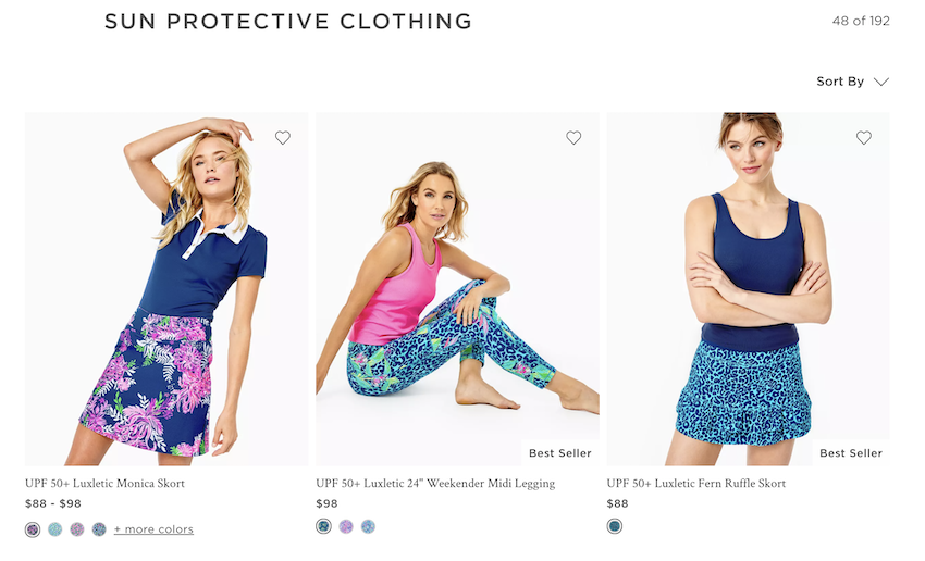 lilly options